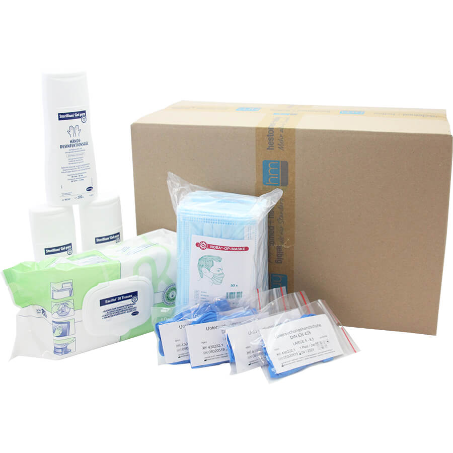 Hygiene Set Betriebe 1